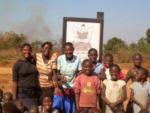 Future students of GMF's Lubumbashi School
