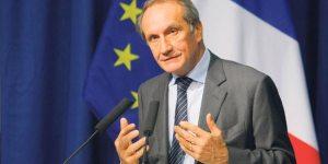 France's Defense Minister Gerard Longuet