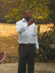 Samy Mbuyi - Program Director